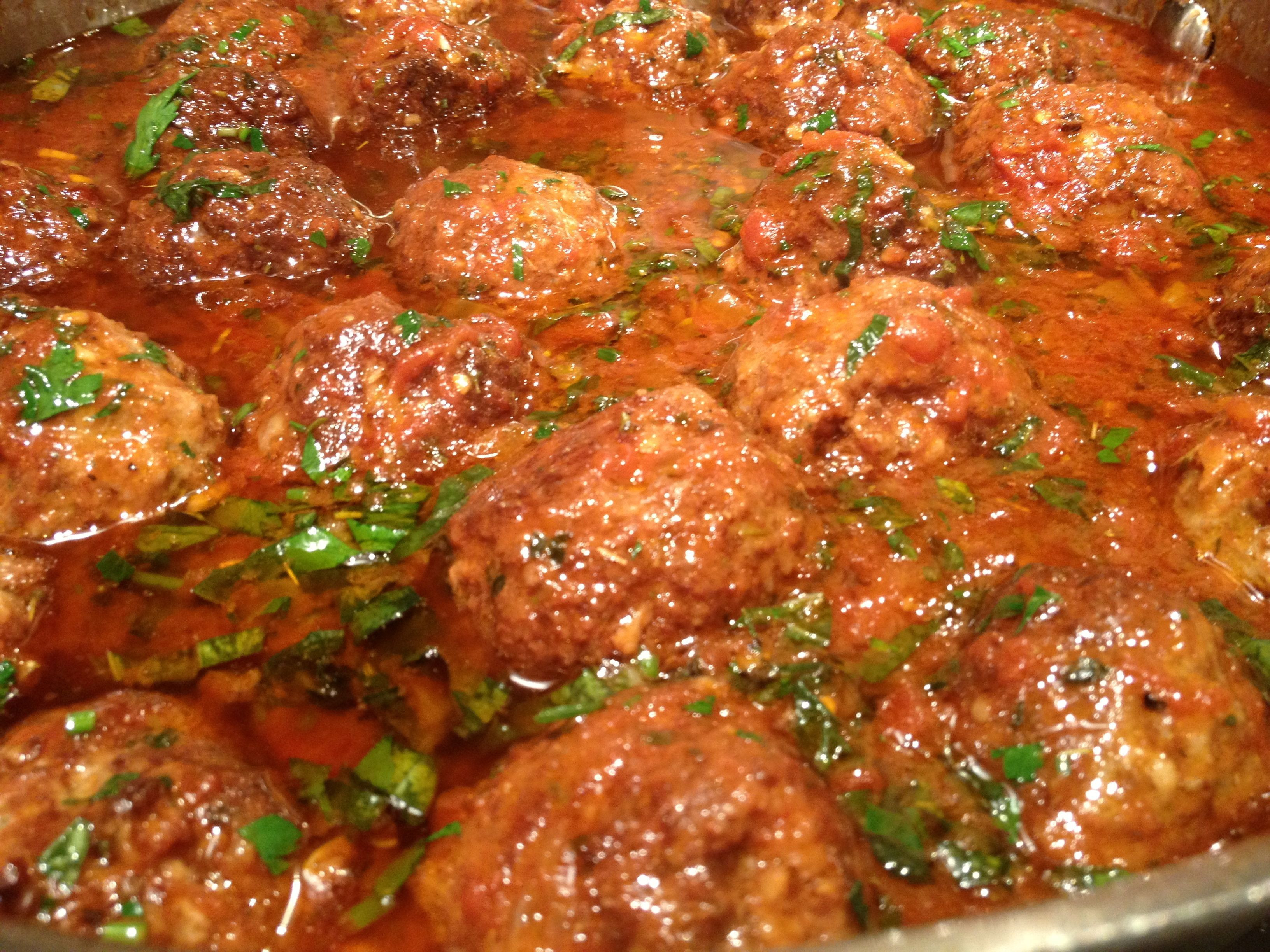 Italian Meatball Recipes  Homemade Italian Meatballs or Meatball sub but the