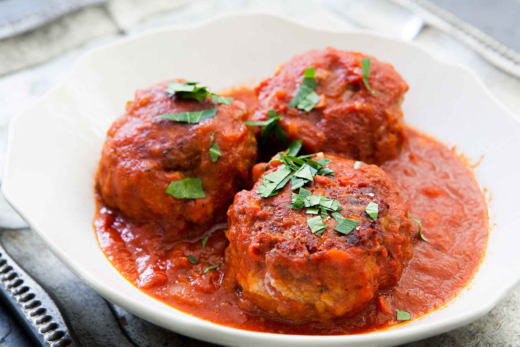 Italian Meatball Recipes  Italian Meatballs Recipe