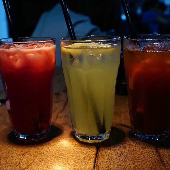 Italian Non Alcoholic Drinks  Jamie s Italian Menu Foodspotting