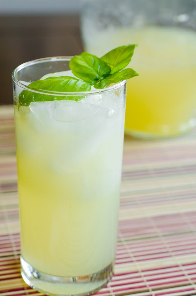 Italian Non Alcoholic Drinks  Basil Drinks 10 Refreshing Recipes Pet Scribbles