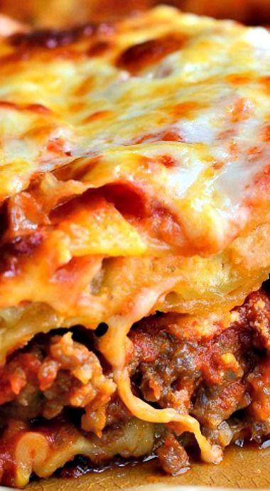 Italian Sausage Lasagna  1000 ideas about Italian Sausage Lasagna on Pinterest