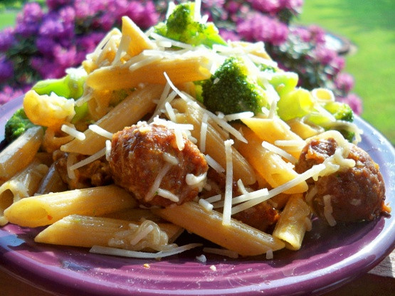 Italian Sausage Pasta Recipes  Sweet Italian Sausage With Penne Pasta Recipe Genius Kitchen