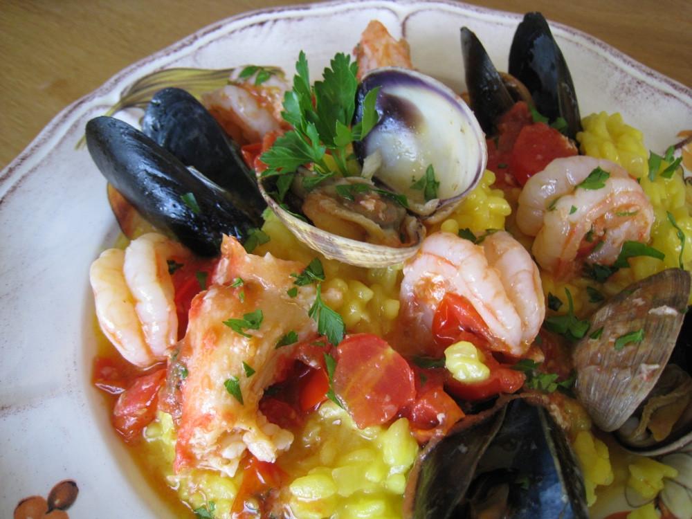 Italian Seafood Recipes  Seafood Risotto Recipe Frutti di Mare • CiaoFlorentina