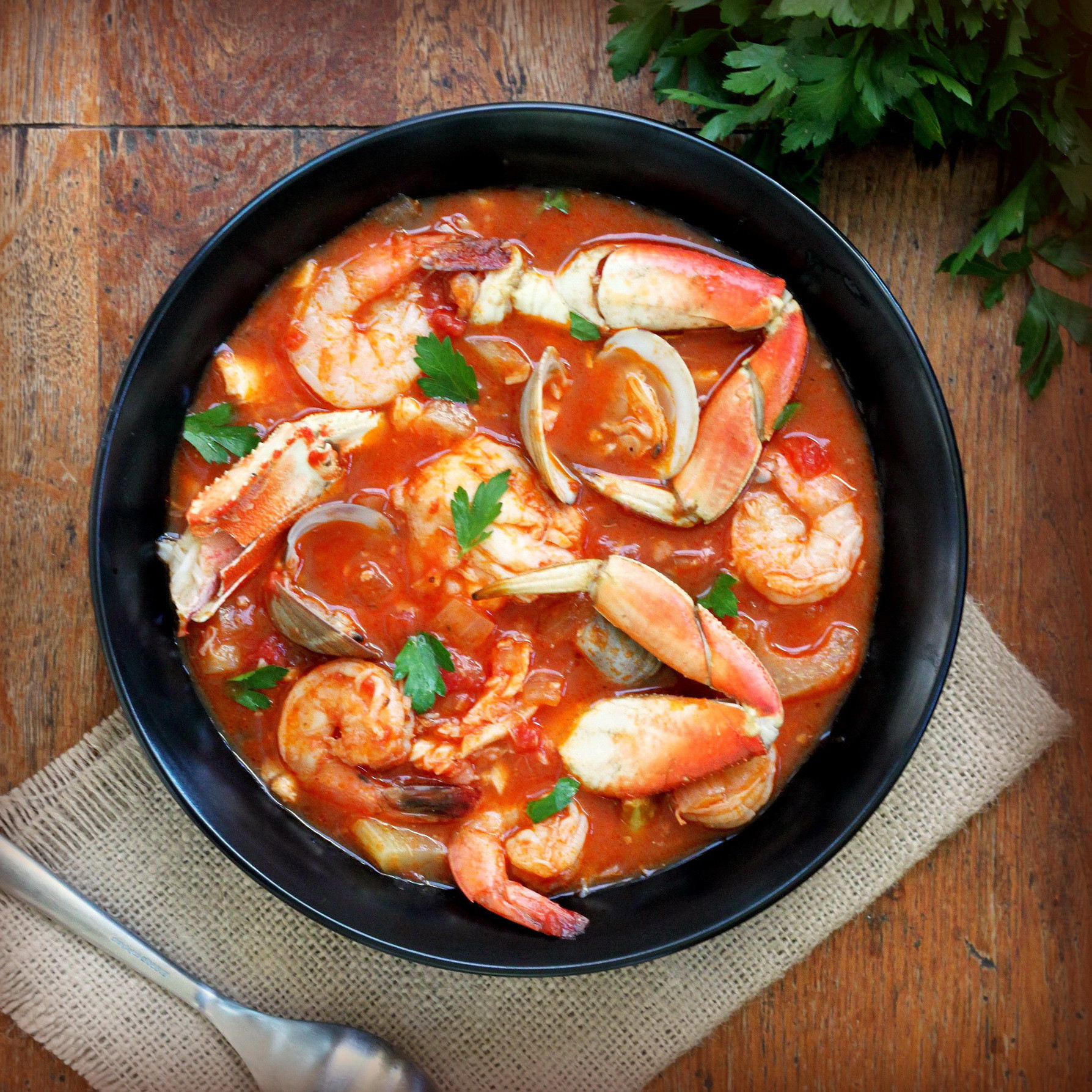 Italian Seafood Recipes  Seafood Stew with Italian Plum Tomato Paste – Healthy