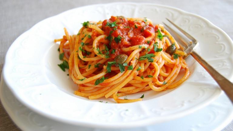 Italian Spaghetti Sauce  How to make the real Italian puttanesca sauce recipe