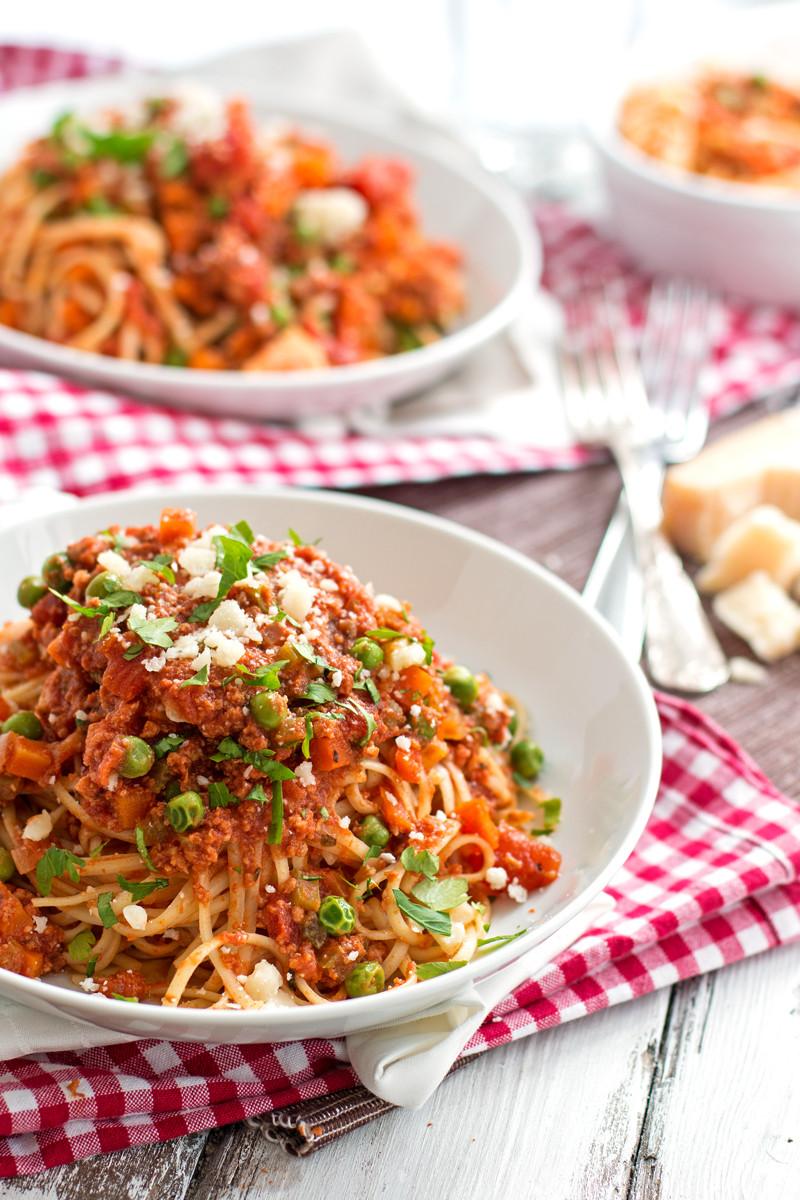 Italian Spaghetti Sauce  italian pasta sauce