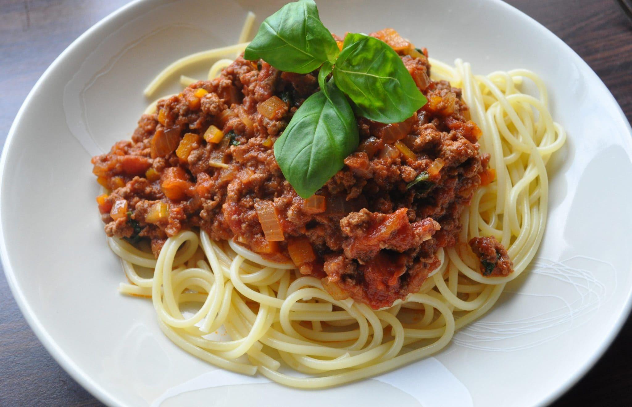 Italian Spaghetti Sauce  Homemade Italian Spaghetti Sauce Recipe Your Mom Would Approve