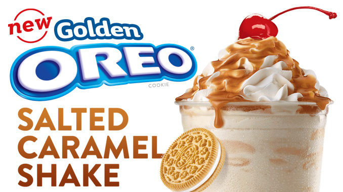 Jack In The Box Desserts  Jack In The Box Rolls Out New Golden Oreo Salted Caramel