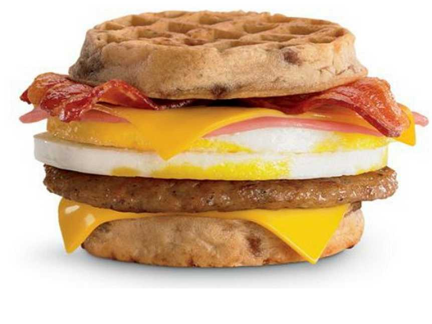 Jack In The Box Desserts  10 Fast Food Items That bine Lunch And Dessert