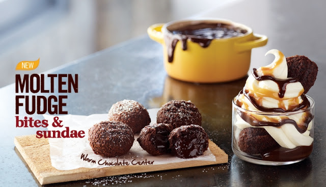 Jack In The Box Desserts  News Burger King New Chicken Nug s and More New Items