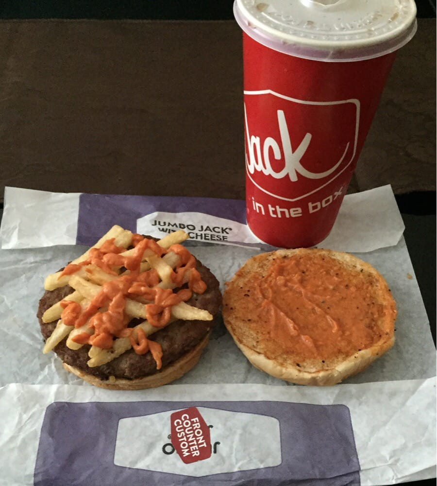 Jack In The Box Sauces  secret sauce jack in the box