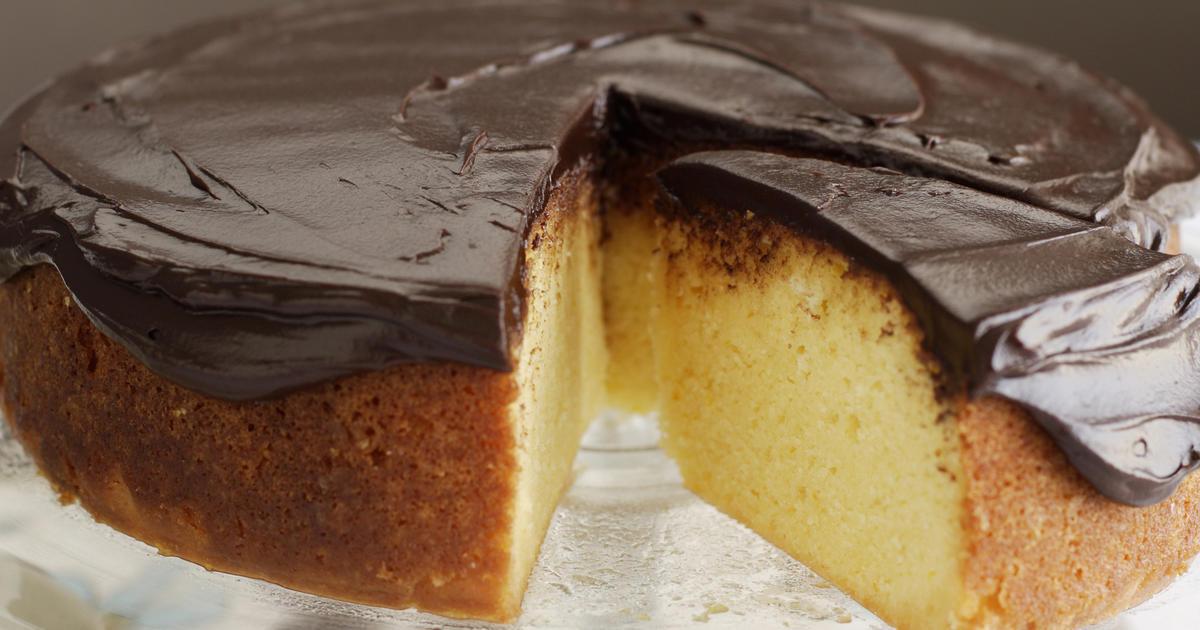 Jaffa Cake Recipe  Jaffa cake