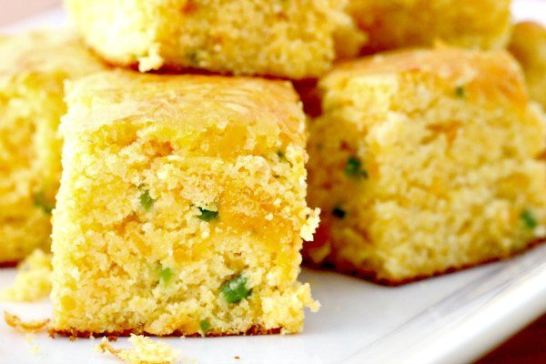 Jalapeno Cheddar Cornbread  Cheddar Jalapeno Cornbread Recipe Eating on a Dime