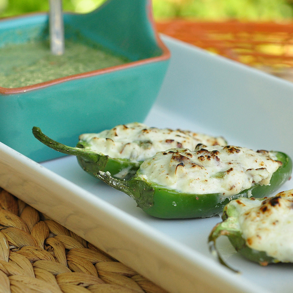 Jalapeno Poppers Grilled  Grilled Jalapeno Poppers Recipe