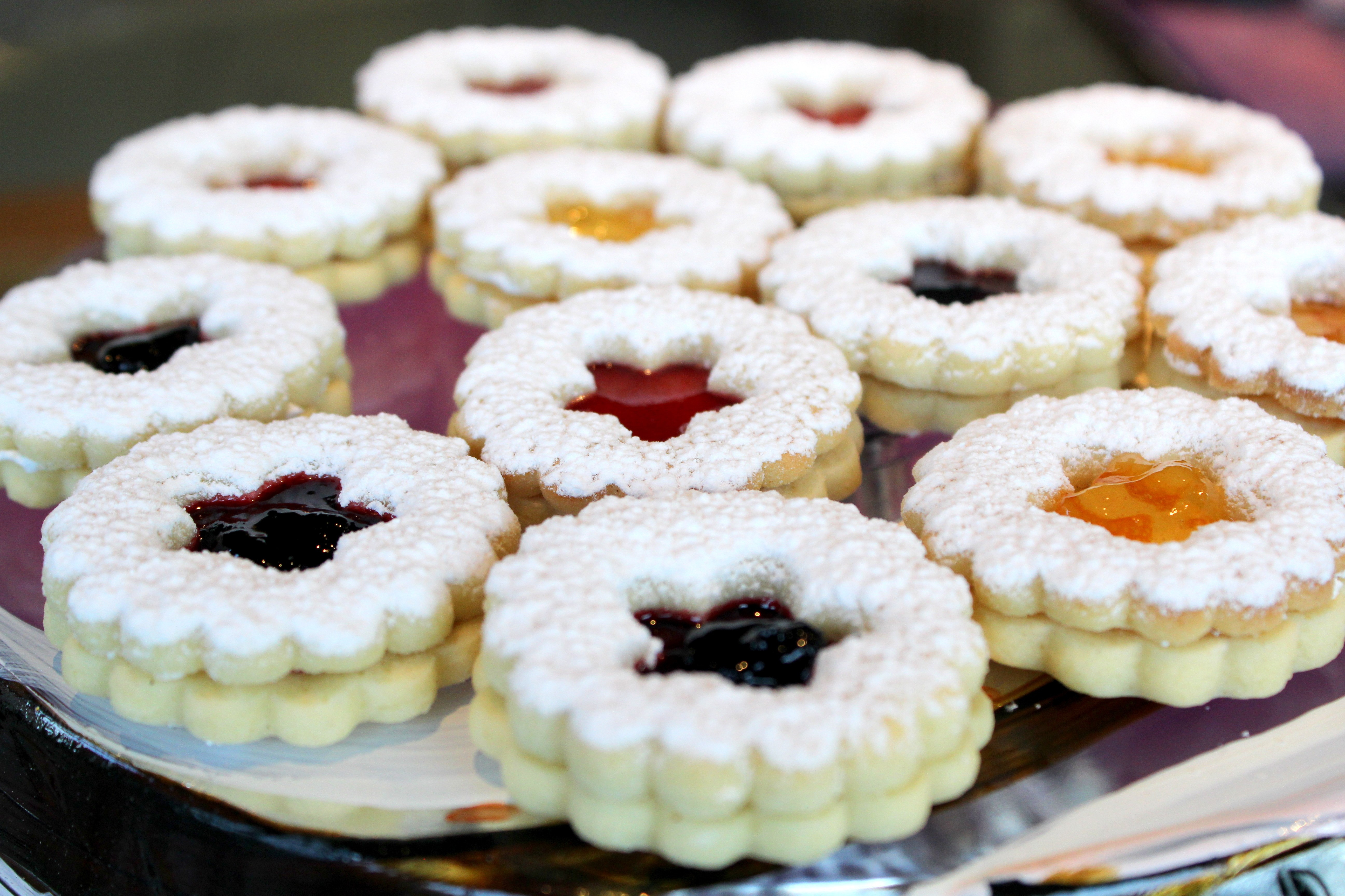 Jam Filled Cookies  FoodInspires – Professional Chef Services – 2014