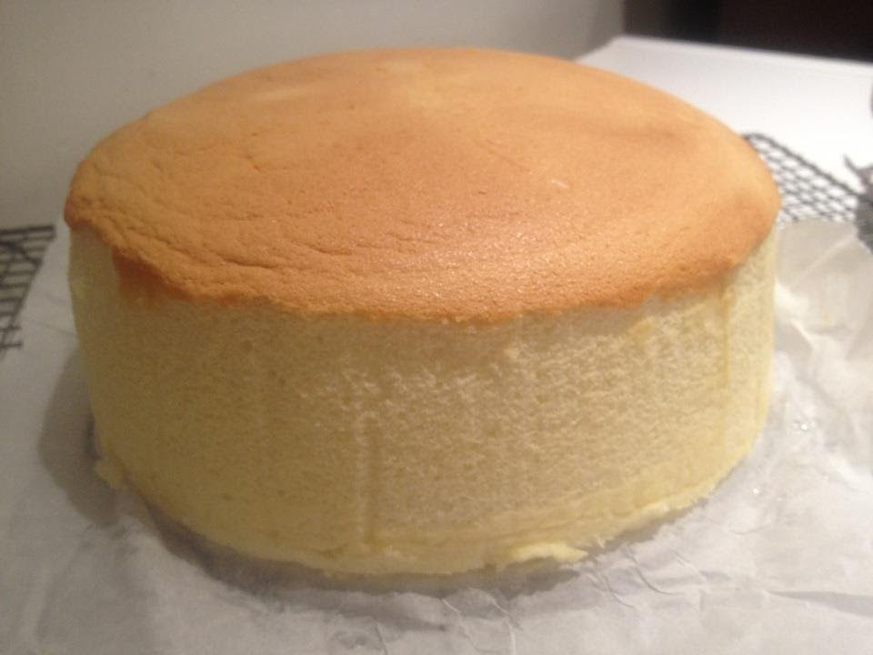 Japan Sponge Cake Recipe  How to make Japanese Cotton Cheese Cake Recipe 日式芝士蛋糕