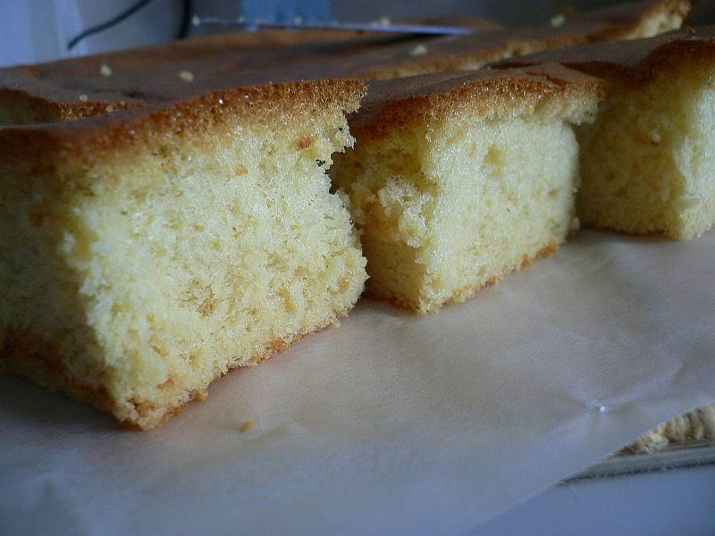 Japan Sponge Cake Recipe  Ganache Ganache Japanese Sponge Cake Kasutera