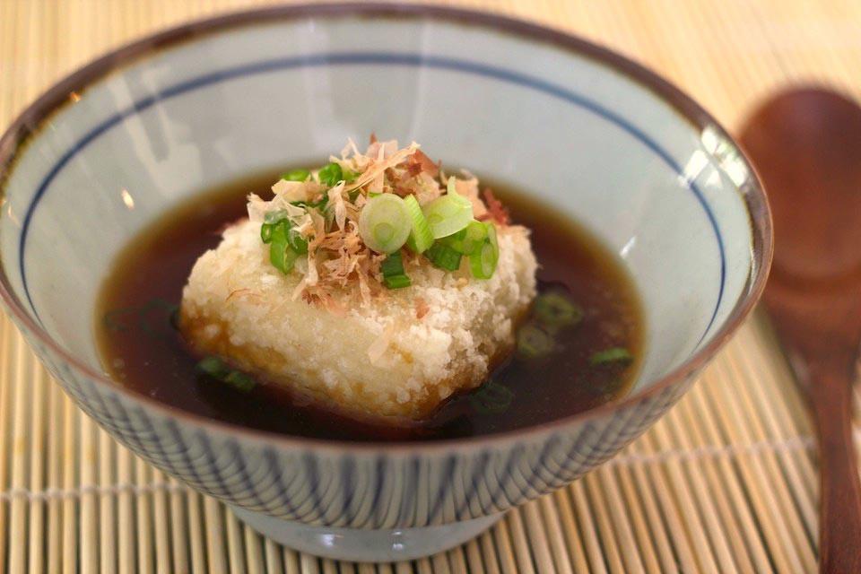 Japan Tofu Recipes  Agedashi Tofu Recipe