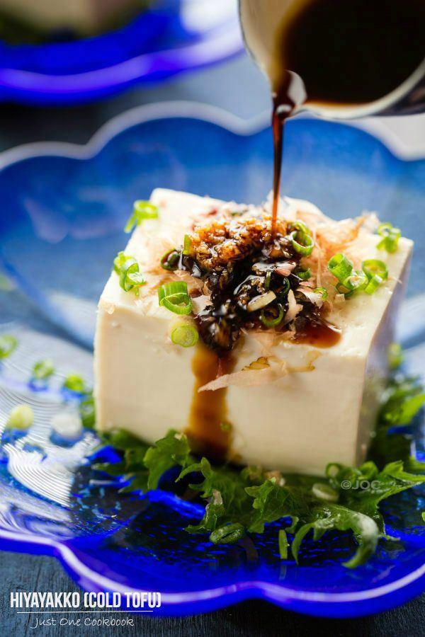 Japan Tofu Recipes  15 Easy Japanese Appetizer Recipes • Just e Cookbook
