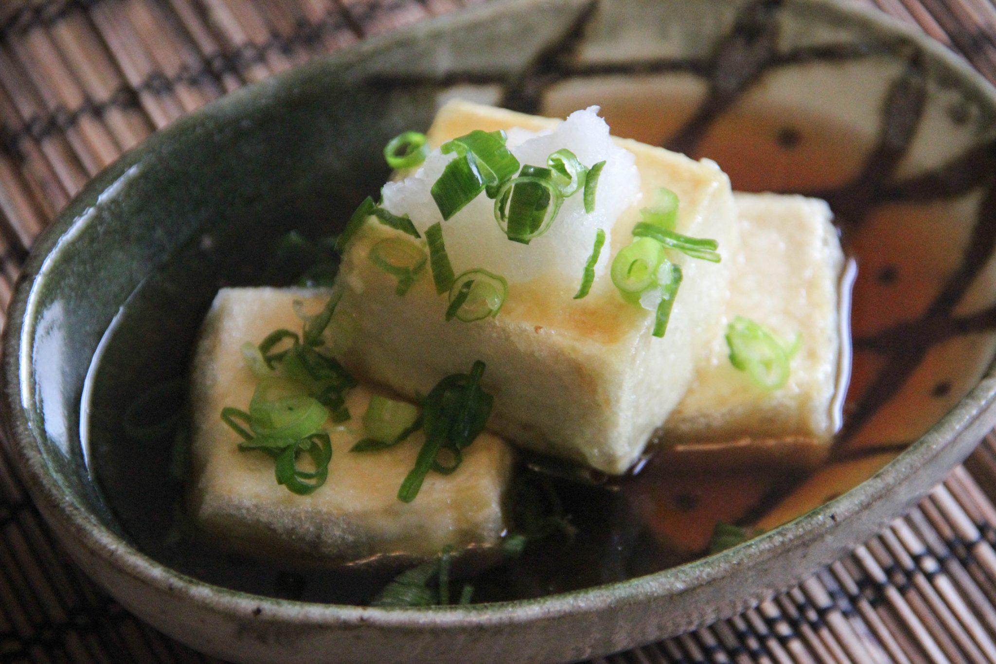 Japan Tofu Recipes  Agedashi Tofu Recipe – Japanese Cooking 101