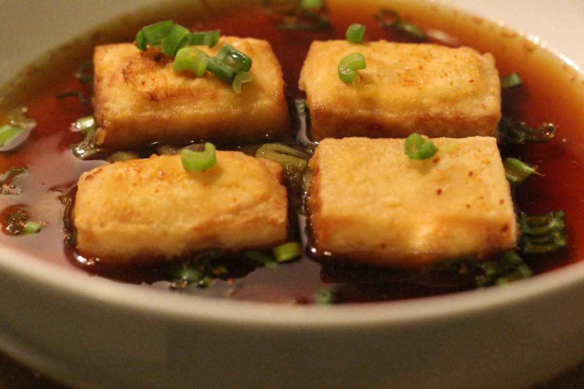 Japan Tofu Recipes  japanese tofu recipe