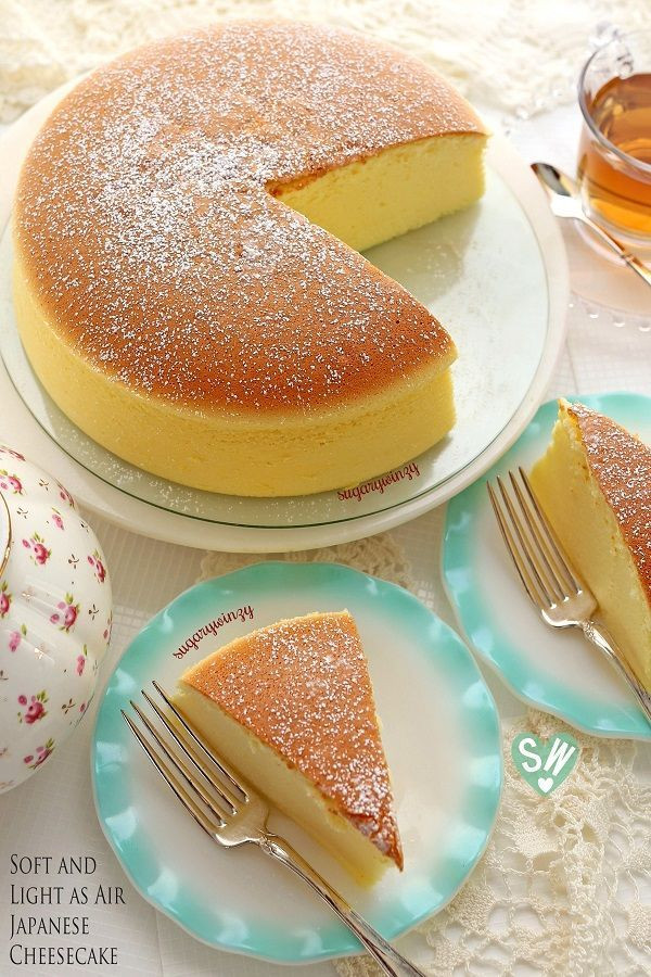 Japanese Dessert Nyc  ly best 25 ideas about Baked Cheesecake Recipe on