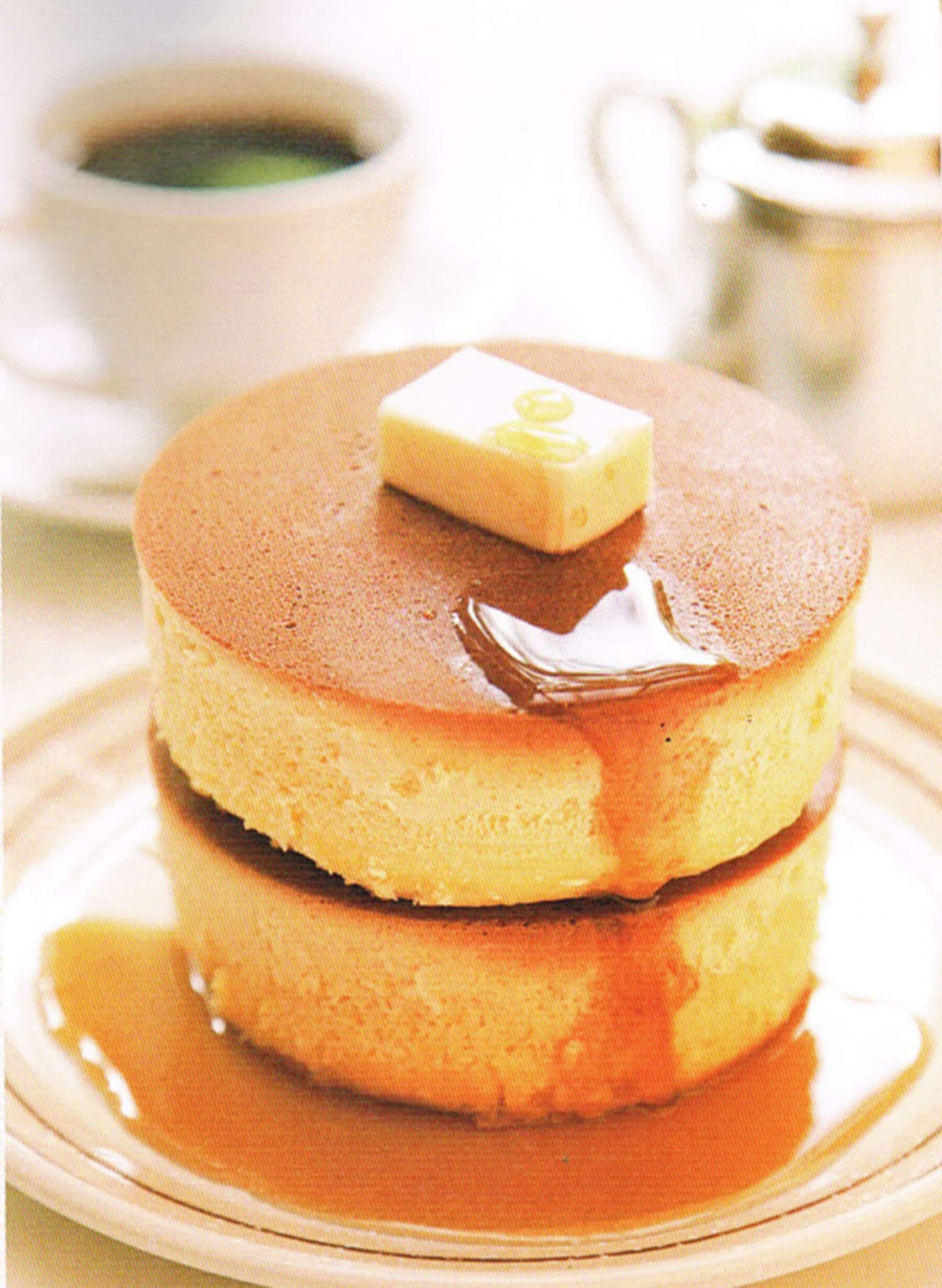 Japanese Fluffy Pancakes  Fluffy Japanese Pancakes