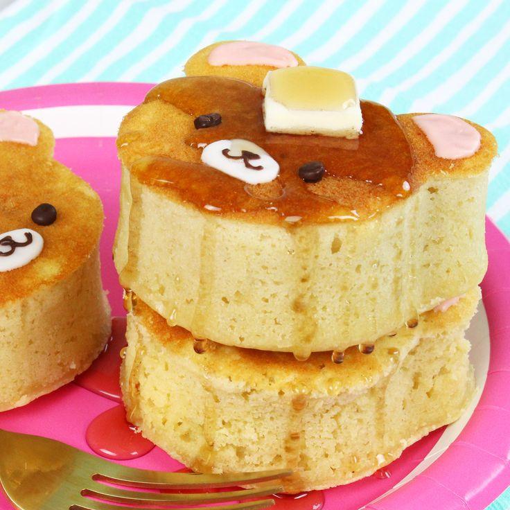 Japanese Fluffy Pancakes  Les meilleures images du tableau Japanese Food Art