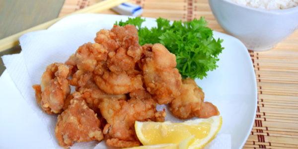 Japanese Fried Chicken  Chicken Karaage Easy Japanese Fried Chicken