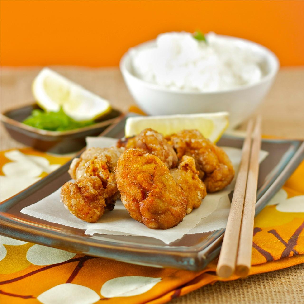 Japanese Fried Chicken  chicken karaage japanese fried chicken