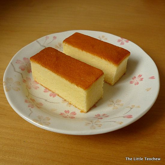Japanese Sponge Cake Recipe  kasutera cake recipe