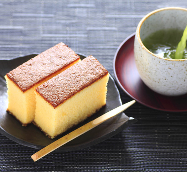 Japanese Sponge Cake Recipe  Yuzu Castella Sponge Cake Recipe Japan Centre