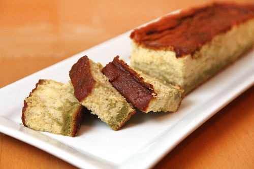 Japanese Sponge Cake Recipe  Still thinking of Japan Matcha Green Tea and Lemon Honey