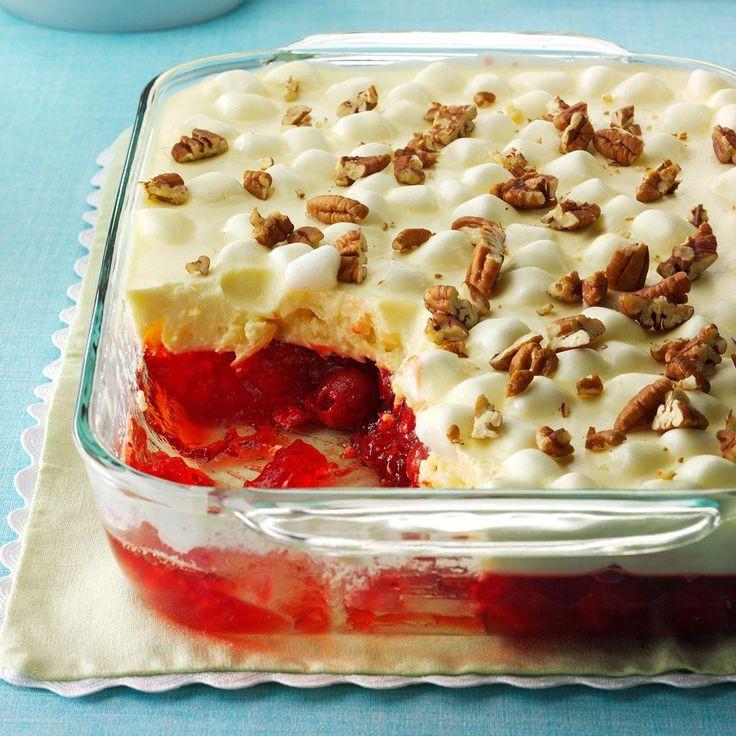 Jello Pudding Desserts  228 Best images about Jello Dessert Salads on Pinterest
