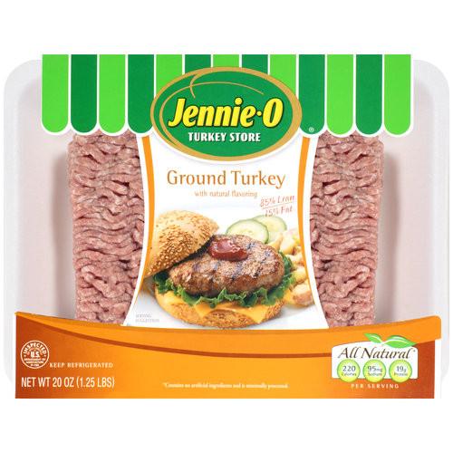 Jennie O Ground Turkey  Jennie O Ground Turkey $ 74 at Tar