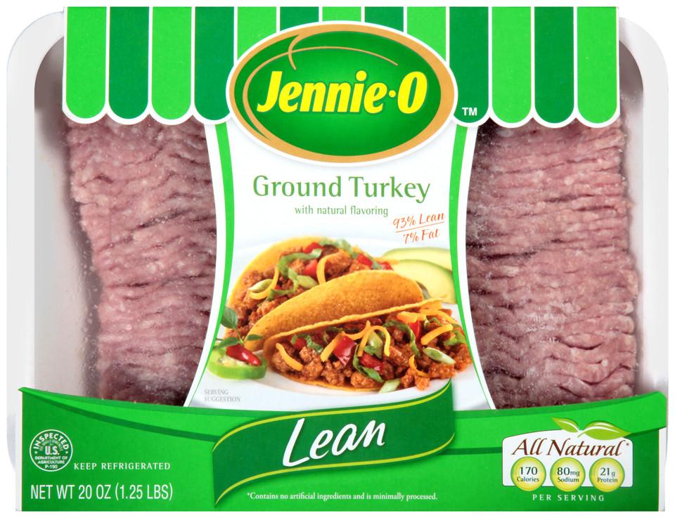 Jennie O Ground Turkey  EWG s Food Scores