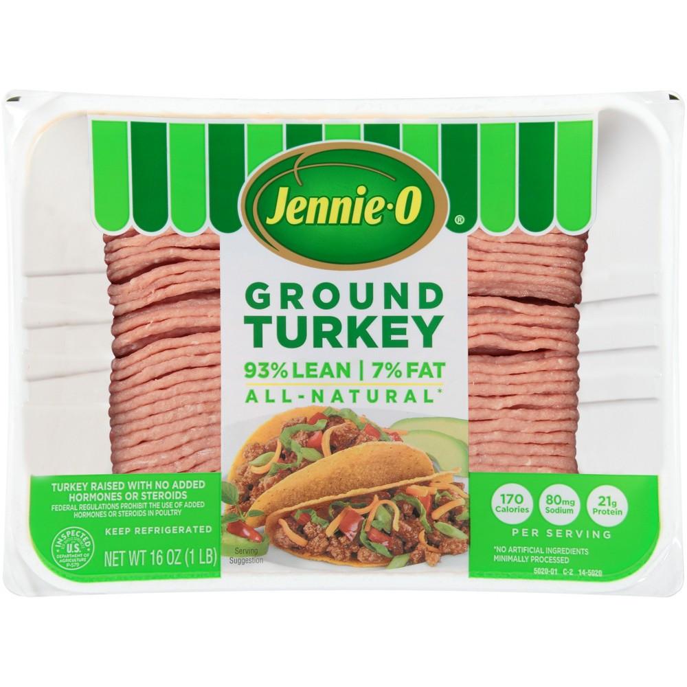 Jennie O Ground Turkey  UPC Jennie O Turkey Store Lean Ground