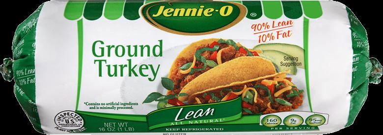 Jennie O Ground Turkey  Lean Ground Turkey Roll