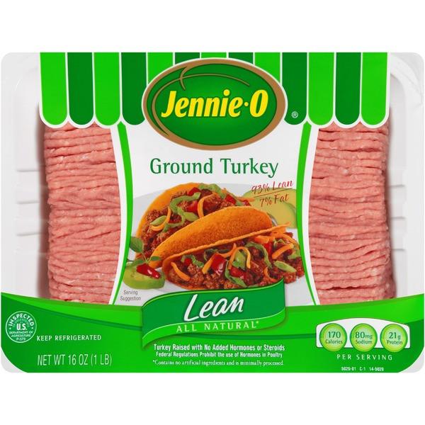 Jennie O Ground Turkey  Jennie O Lean Ground Turkey from Safeway Instacart