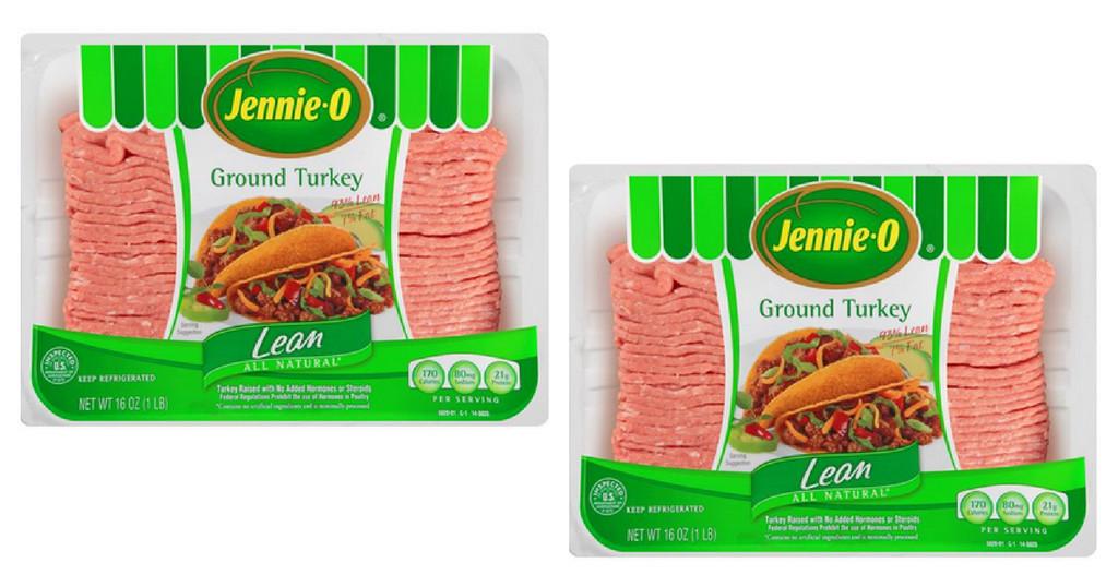 Jennie O Ground Turkey  99¢ Jennie O Ground Turkey Southern Savers