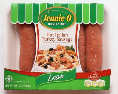 Jennie O Turkey Sausage  Skinny Zuppa Toscana Recipe