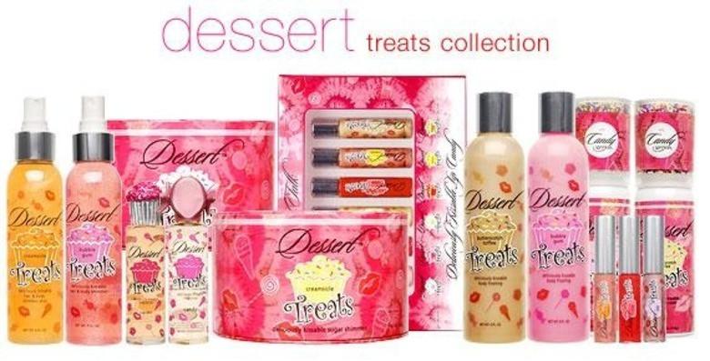 Jessica Simpson Desserts  Dziwne kosmetyki z KWC puder Jessica Simpson Wizaz