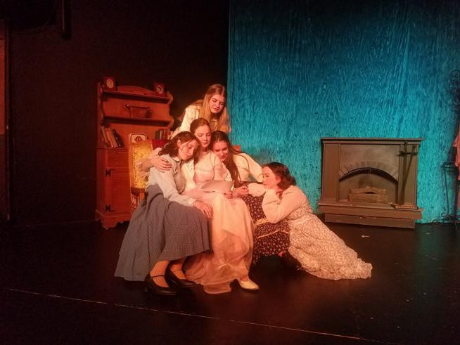 Jesters Dinner Theatre  Little Women and other Longmont area events for Friday