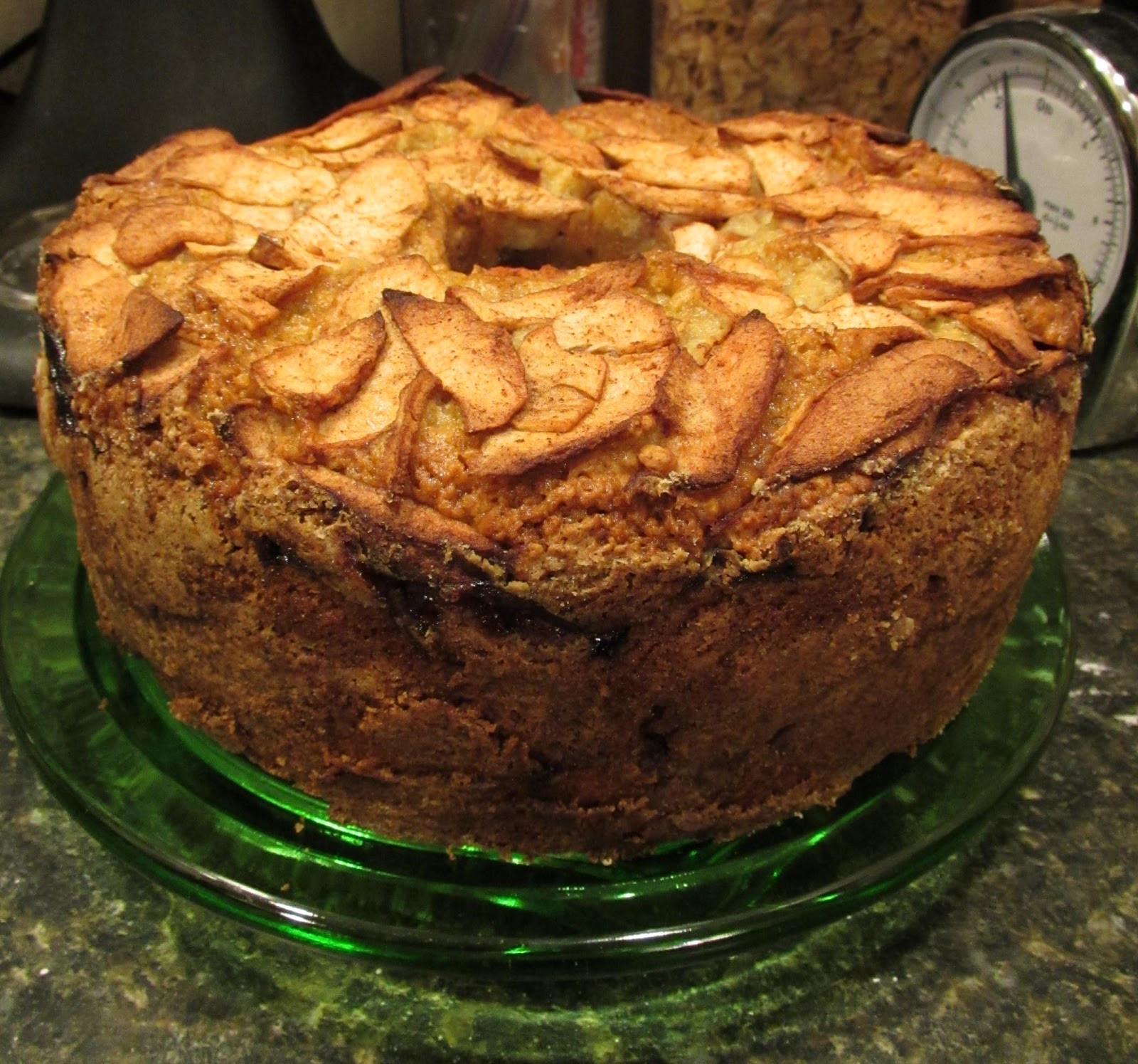 Jewish Apple Cake  Successfully Gluten Free Jewish Apple Cake