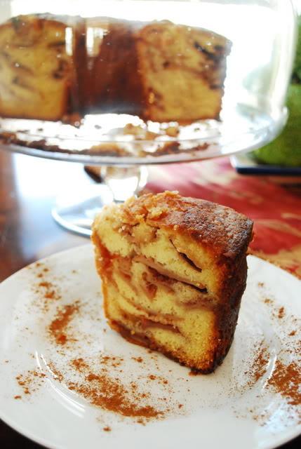 Jewish Apple Cake  Lime In The Coconut Mom s Jewish Apple Cake