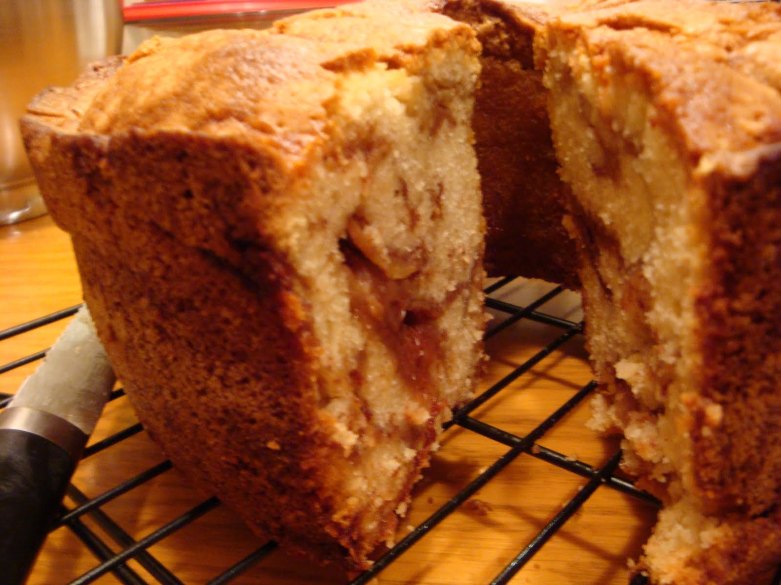 Jewish Apple Cake  Totally Baked Jewish Apple Cake