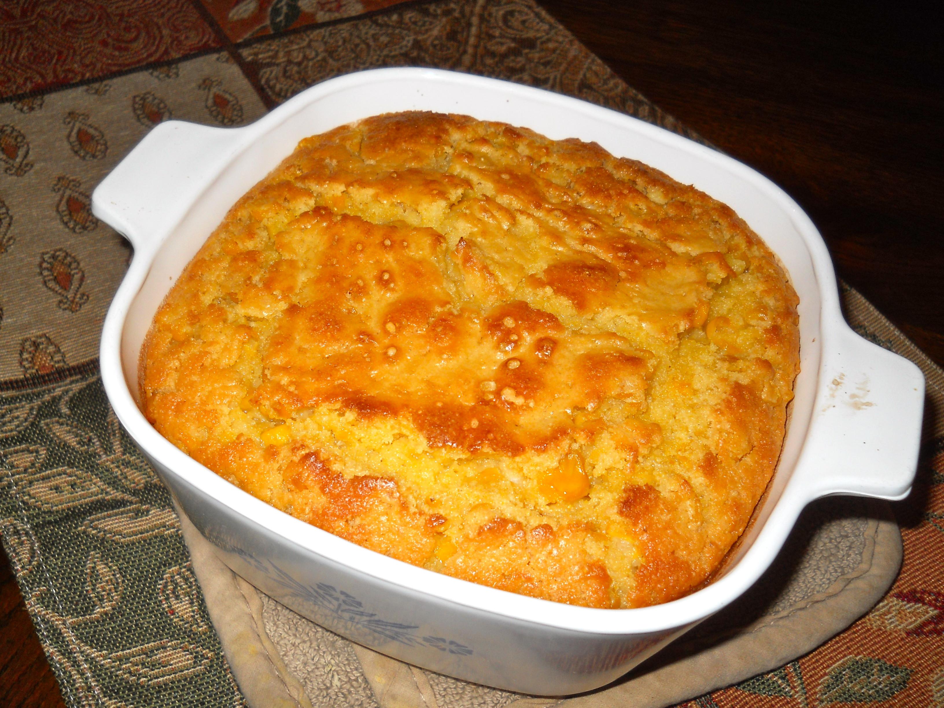 Jiffy Corn Casserole Recipe  Corn Casserole