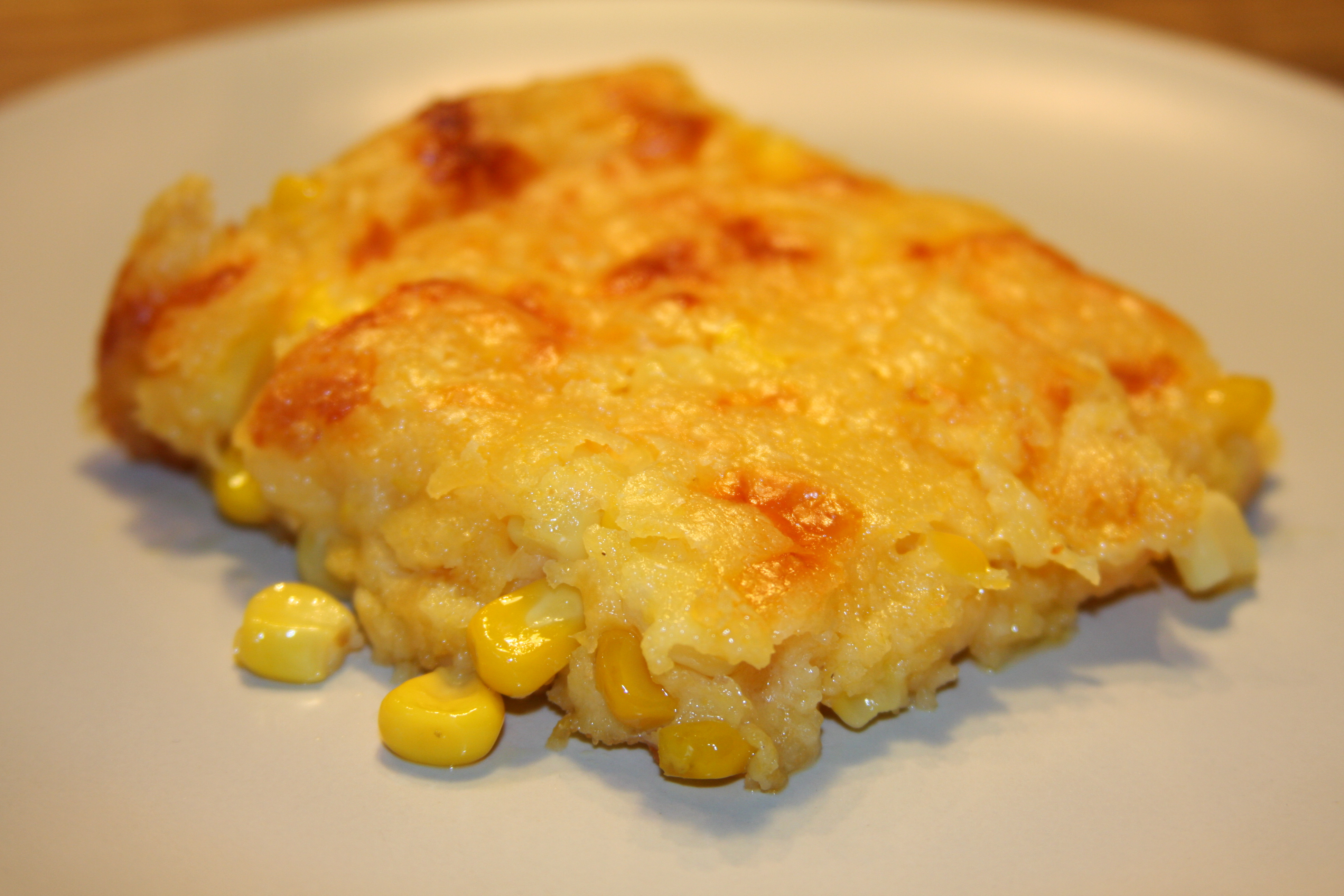 Jiffy Corn Casserole Recipe  Nancy's Kitchen