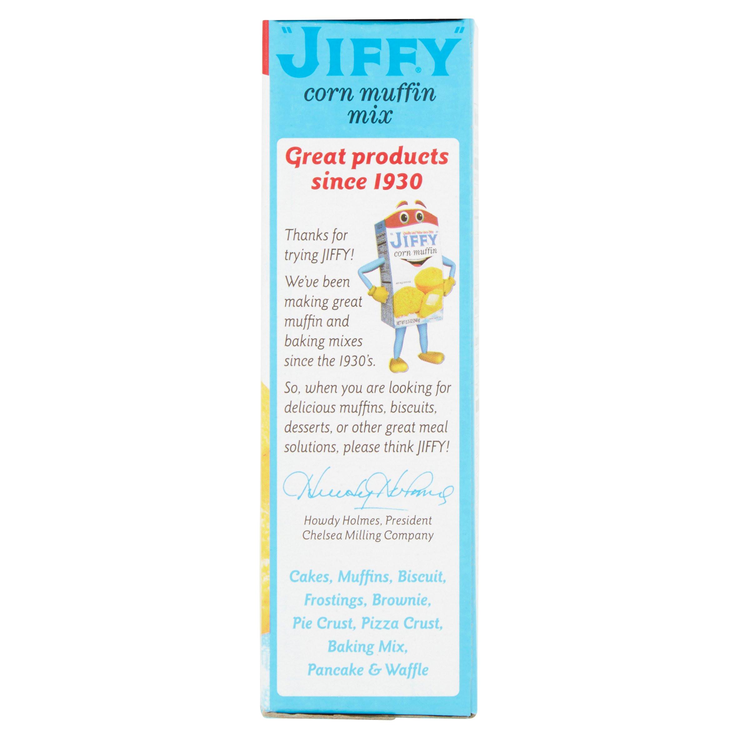 Jiffy Cornbread Directions  jiffy pancake mix instructions