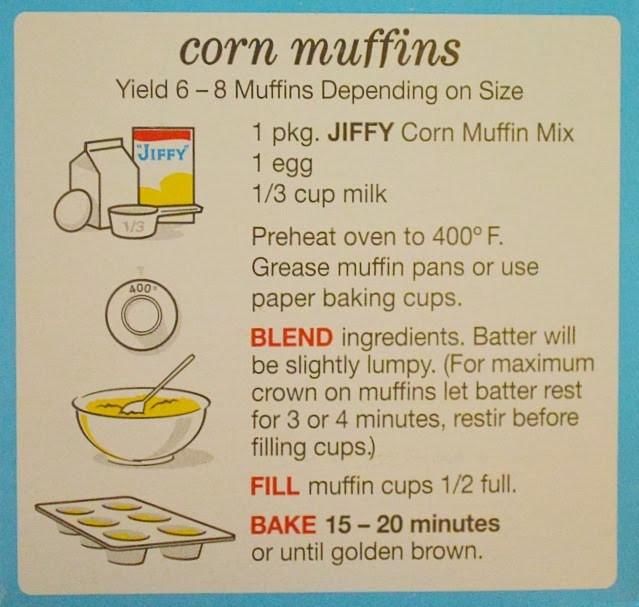 Jiffy Cornbread Directions  Perfect Boxed Cornbread